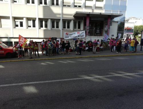 Pour assurer la justice fiscale grève le 16/09/19