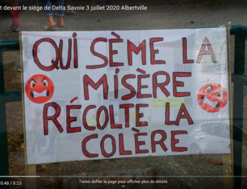 DELTHA Savoie: grâce aux luttes, la négociation s'ouvre.
