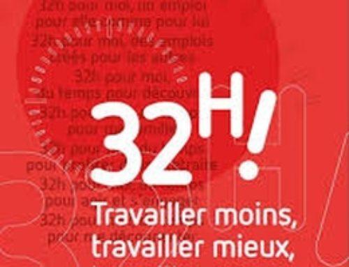 Les 32 heures, une proposition phare pour «le monde d'après»