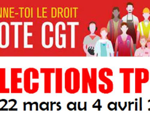 Votons CGT aux élections professionnelles des Très Petites Entreprises (TPE)
