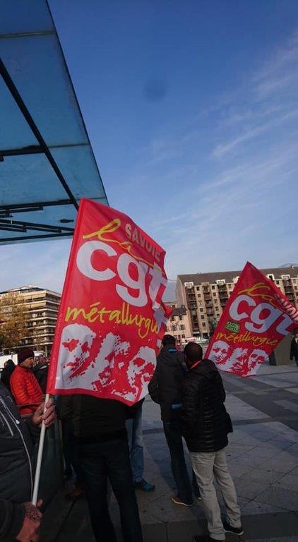 Les métallos se mobilisent pour leur CCN le 21 janvier