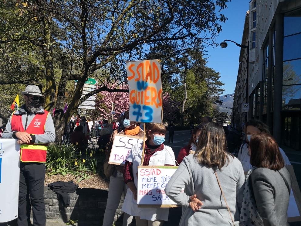Luttes en Savoie : Convergence pour améliorer nos Services Publics